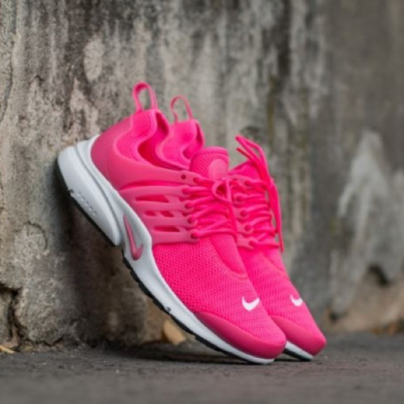 official photos 6594e c1a42 Nike Pink Air Presto